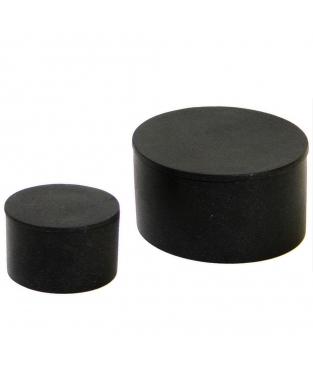 SET. 2 BOXES ALUM/BLACK
