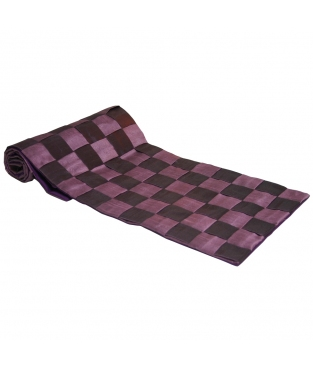 TABLE RUNNER PURPLE