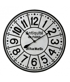 CLOCK 28 RUE MURILLO