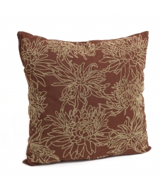 CUSHION  GARDENIA BROWN