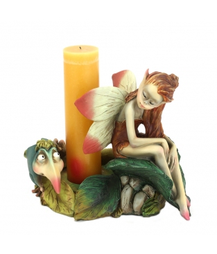 FAIRY & IGUANA 32X28 CM Outlet