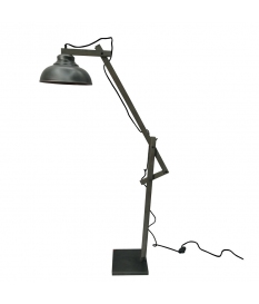 LAMP NEPTUNO WOOD/ SILVER